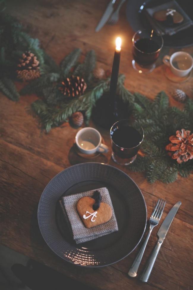15 способов украсить новогодний стол так, что все обалдеют