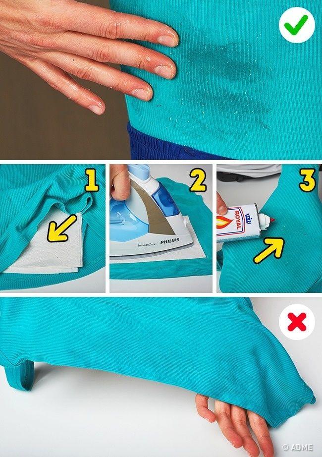 12 способов отстирать и очистить все что угодно
